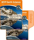 MYP Earth Sciences: a Concept Based Approach: Print and Online Pack