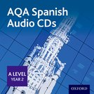 AQA A Level Year 2 Spanish Audio CD Pack