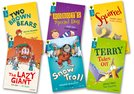 Oxford Reading Tree All Stars: Oxford Level 9: All Stars Pack 1a (Pack of 6)