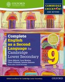 Complete English as a Second Language for Cambridge Lower Secondary Student Book 9