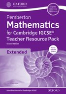 Pemberton Mathematics for Cambridge IGCSE® Teacher Resource Pack & CD