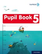 Numicon: Pupil Book 5: Pack of 15