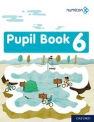 Numicon: Pupil Book 6: Pack of 15