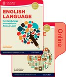 English Language for Cambridge International AS and A Level Student Book & Token Online Book