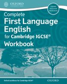Complete First Language English for Cambridge IGCSE® Workbook