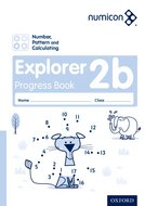 Numicon: Number, Pattern and Calculating 2 Explorer Progress Book B (Pack of 30)