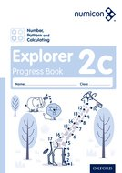 Numicon: Number, Pattern and Calculating 2 Explorer Progress Book C (Pack of 30)