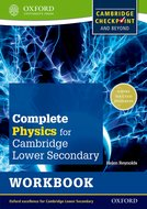Complete Physics for Cambridge Lower Secondary Workbook