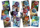 Project X <i>Alien Adventures</i>: Grey Book Band, Oxford Levels 12-14: Grey Book Band Mixed Pack of 12