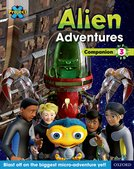 Project X <i>Alien Adventures</i>: Brown-Grey Book Bands, Oxford Levels 9-14: Companion 3 Pack of 6