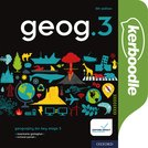 geog.3 Kerboodle Lessons, Resources, and Assessment