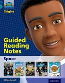 Project X Origins: Dark Blue Book Band, Oxford Level 16: Space: Guided reading notes