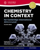 Chemistry in Context for Cambridge International AS & A Level