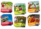 Oxford Reading Tree Explore with Biff, Chip and Kipper: Level 4: Class Pack of 36