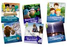 Oxford Reading Tree Explore with Biff, Chip and Kipper: Oxford Level 7: Mixed Pack of 6