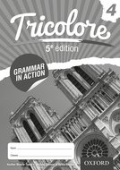Tricolore Grammar in Action 4 (8 Pack)