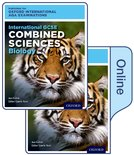 International GCSE Combined Sciences Biology for Oxford International AQA Examinations