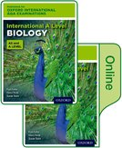 Oxford International AQA Examinations: International A Level Biology: Print and Online Textbook Pack