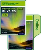 Oxford International AQA Examinations: International A Level Physics: Print and Online Textbook Pack