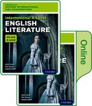 Oxford International AQA Examinations: International A Level English Literature: Print and Online Textbook Pack