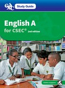 CXC Study Guide: English A for CSEC