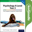 The Complete Companions: Year 2 Kerboodle Book for AQA A Level Psychology
