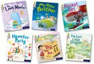 Oxford Reading Tree Story Sparks: Oxford Level 1: Mixed Pack of 6