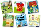 Oxford Reading Tree Story Sparks: Oxford Level 2: Mixed Pack of 6