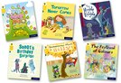 Oxford Reading Tree Story Sparks: Oxford Level 5: Mixed Pack of 6