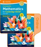 Complete Mathematics for  Cambridge IGCSE® Online & Print Student Book Pack (Extended)