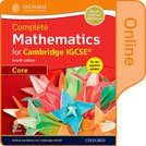 Complete Mathematics for Cambridge IGCSE® Online Student Book (Core)