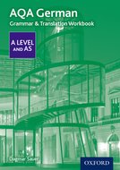 AQA German A Level and AS Grammar  Translation Workbook