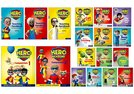 Hero Academy: Lilac-Lime+ Book Bands, Oxford Levels 1-12: Singles Pack