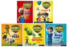 Hero Academy: Oxford Levels 4-6, Light Blue-Orange Book Bands: Easy Buy Pack Year 1/Primary 2