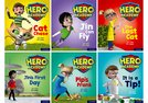 Hero Academy: Oxford Level 1/1+, Lilac/Pink Book Band: Class pack
