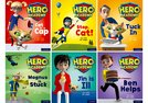 Hero Academy: Oxford Level 1+, Pink Book Band: Class pack