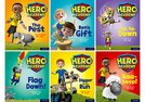 Hero Academy: Oxford Level 4, Light Blue Book Band: Class pack
