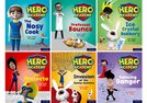Hero Academy: Oxford Level 6, Orange Book Band: Class pack
