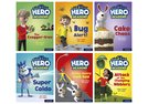 Hero Academy: Oxford Level 7, Turquoise Book Band: Mixed pack