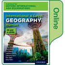 Oxford International AQA Examinations: International A Level Human Geography: Online Textbook