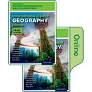 Oxford International AQA Examinations: International A Level Human Geography: Print and Online Textbook Pack