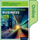 International AS & A Level Business for Oxford International AQA Examination