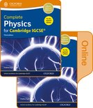 Complete Physics for Cambridge IGCSE® Print and Online Student Book Pack