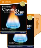Essential Chemistry for Cambridge IGCSE® Print and Online Student Book Pack