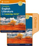 Complete English Literature for Cambridge IGCSE Print & Online Student Book