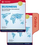 Business for Cambridge International AS  A Level Print  Online Student Book (First Edition)