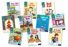 Read Write Inc. Phonics Book Bag Books: Green Set 1 Storybooks Mixed Pack of 10