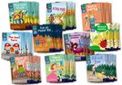 Read Write Inc. Phonics Book Bag Books: Purple Set 2 Storybooks Pack of 100