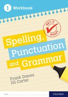 Get It Right: KS3; 11-14: Spelling, Punctuation and Grammar workbook 1
