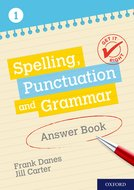 Get It Right: KS3; 11-14: Spelling, Punctuation and Grammar Answer Book 1